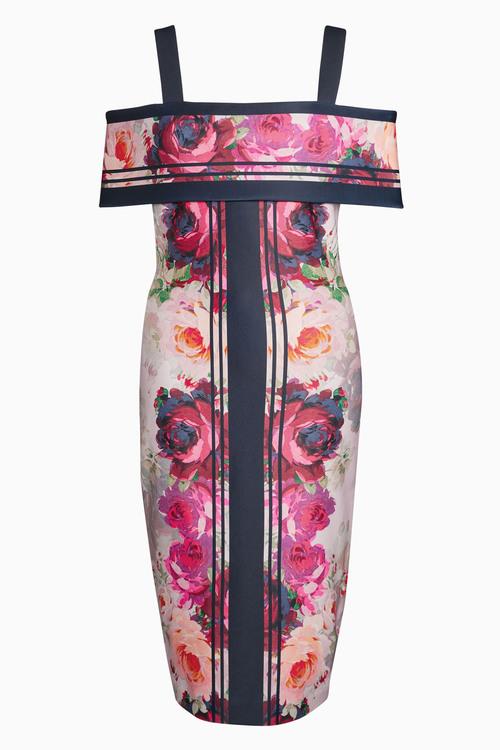 Next Bardot Bodycon Dress - Tall