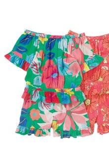 Next Blouse And Shorts Set (3-16yrs)