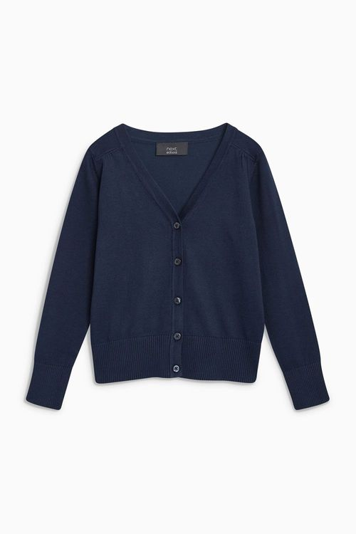 Next V-Neck Cardigan (3-16yrs)