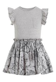 Next Print Dress (3mths-6yrs)