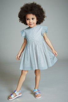 Next Party Dress (3mths-6yrs)