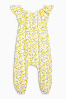 Next All Over Print Playsuit (3mths-6yrs)