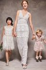 Next Crochet Lace Bridal Dress