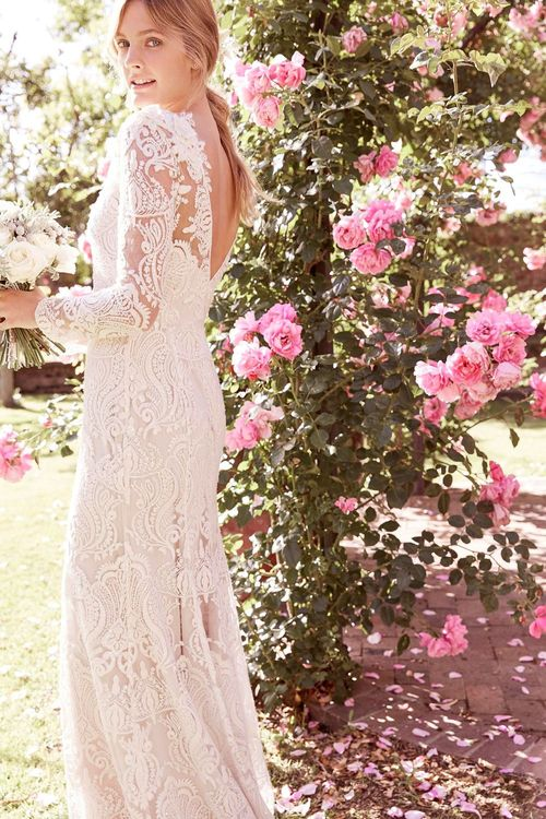 Next Embellished Bridal Dress