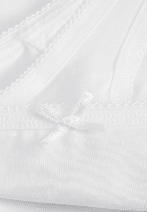 Next Cotton Blend Thongs Five Pack