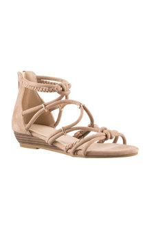 Wide Fit Melody Wedge Sandal Heel