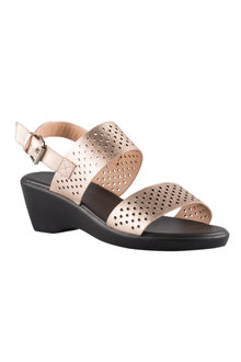 Wide Fit Callie Wedge Sandal Heel - 201617