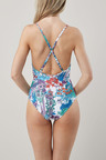 Next Floral Swimsuit