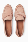 Next Suede EVA Knot Loafers