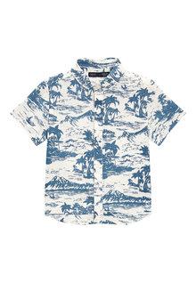 Next Hawaiian Print Shirt (3mths-6yrs)