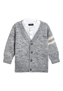 Next Shirt And Cardigan Set (3mths-6yrs)