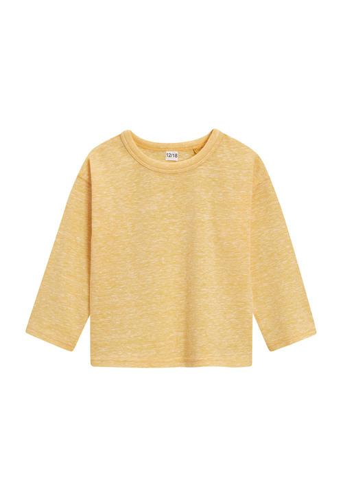 Next Textured Long Sleeve T-Shirts Four Pack (3mths-6yrs)