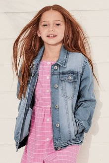 Next Oversize Jacket (3-16yrs)