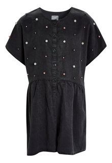 Next Pearl Effect Playsuit (3-16yrs)