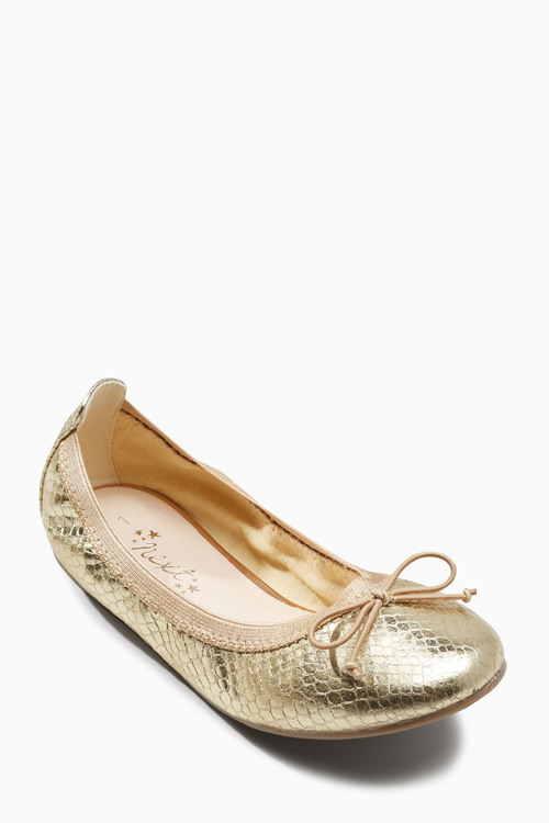 Next Flexi Ballet Shoes (Older Girls)