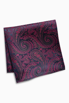 Next Paisley Pocket Square