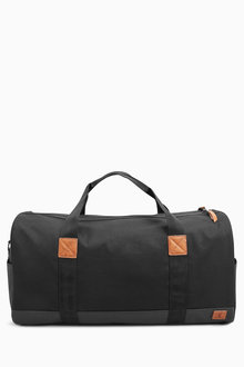 Next Canvas Duffle Bag