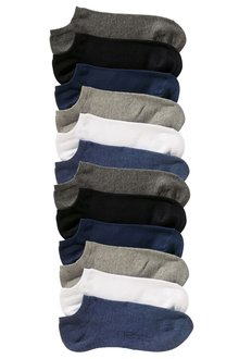 Next Trainer Socks Ten Pack