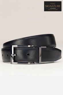 Next Black/Brown Reversible Belt