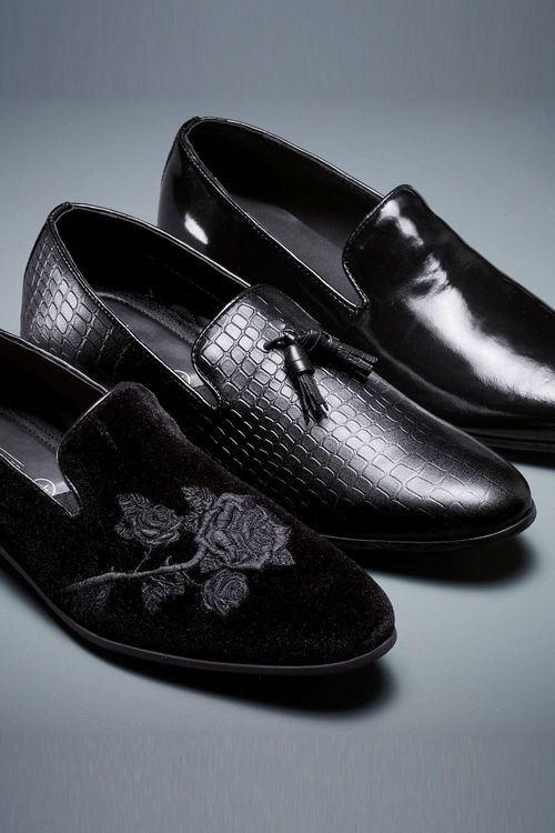 Next Snake Print Loafer