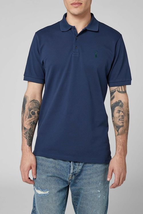 Next Pique Poloshirt With Stretch - Regular Fit