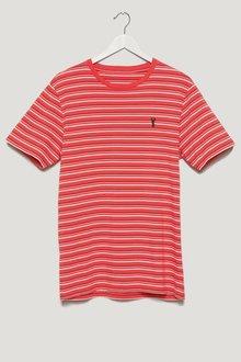 Next Striped Logo T-Shirt