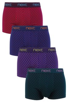 Next Small Spot Hipsters Four Pack