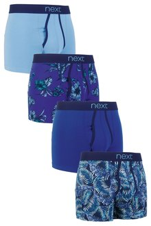 Next Floral A-Fronts Four Pack