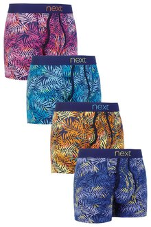 Next Bright Leaf A-Fronts Four Pack