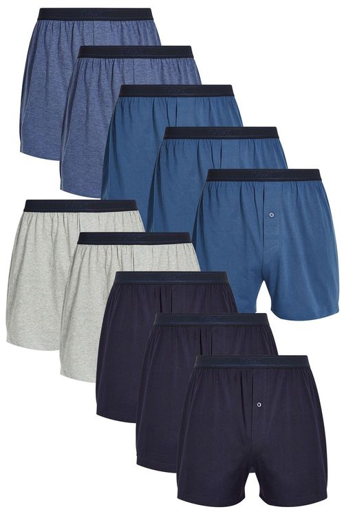 Next Loose Fit Ten Pack