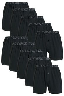 Next Loose Fit Ten Pack - 202443