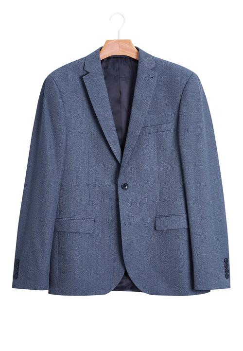 Next Textured Suit: Jacket