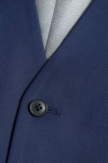 Next Textured Suit: Jacket - Regular Fit