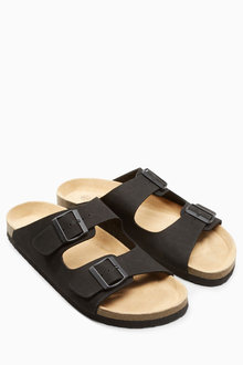 Next Two Buckle Sandal