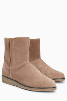 Next Suede Ankle Boots