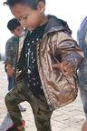 Next Bronze Metallic Jacket (3mths-6yrs)