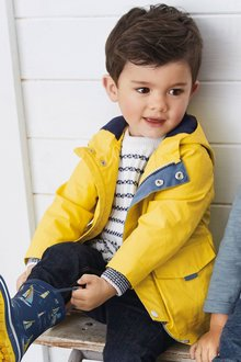 Next Coated Cotton Anorak (3mths-6yrs)