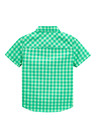 Next Gingham Short Sleeve Shirt (3mths-6yrs)