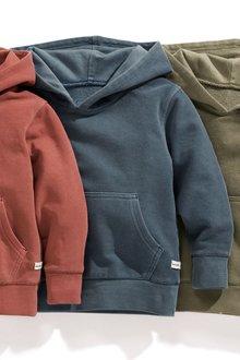 Next Garment Dye Hoody (3mths-6yrs)