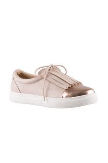 Emerge Kristen Fringe Sneaker