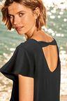 Next Short Sleeve Lace Tunic