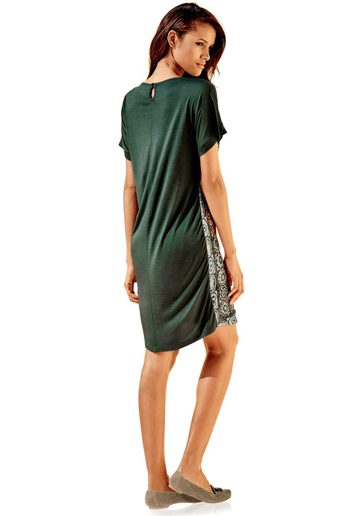 Heine Mandala Print Dress