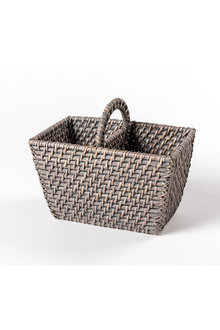 Rattan Utensil Holder