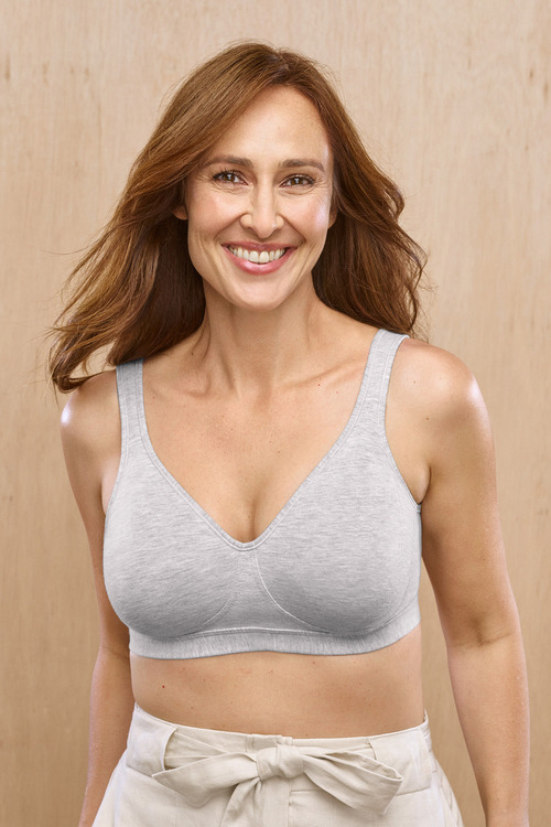 Playtex Ultimate Lift and Support Cotton Wirefree Bra