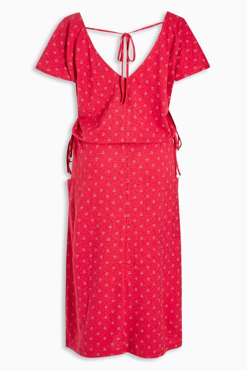 Next Pocket Midi Dress