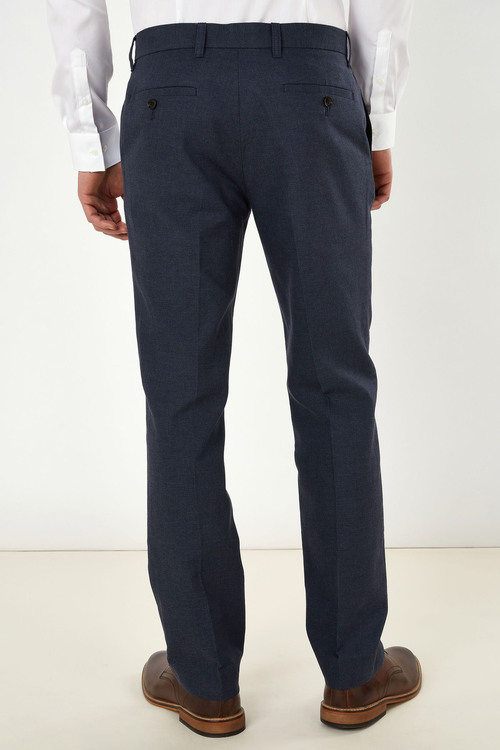 Next Italian Cotton Trousers