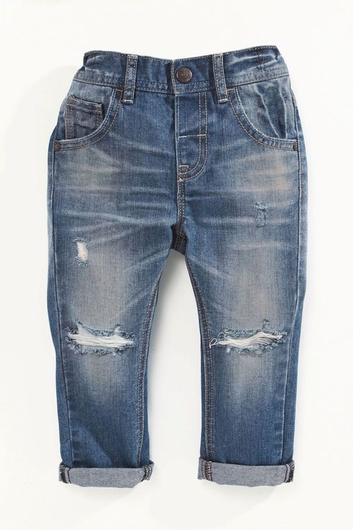 Next Ripped Knee Jeans (3mths-6yrs)