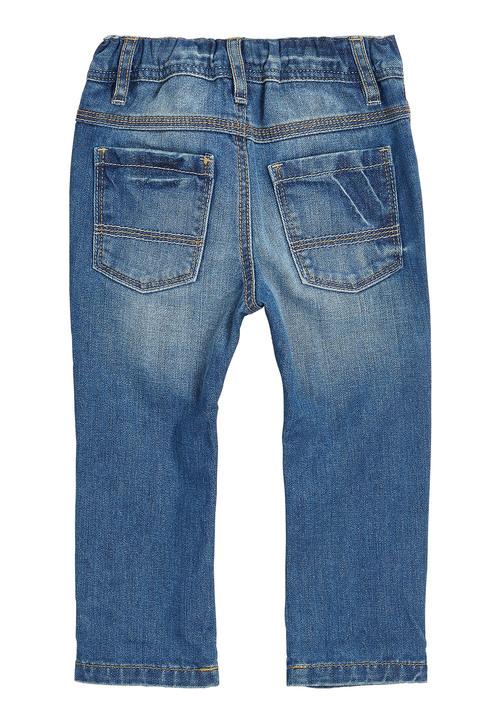 Next Light Blue Ripped Knee Jeans (3mths-6yrs)