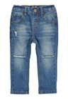Next Light Blue Ripped Knee Jeans (3mths-6yrs)