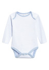 Next Long Sleeve Bodysuits Four Pack (0mths-3yrs)
